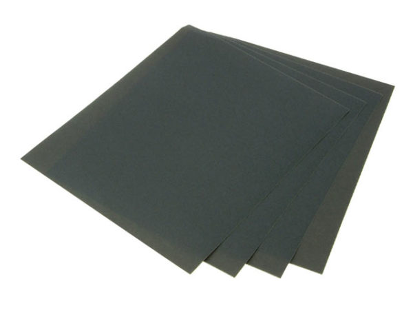 Wet & Dry Paper Sanding Sheets 230 x 280mm C180 (25)