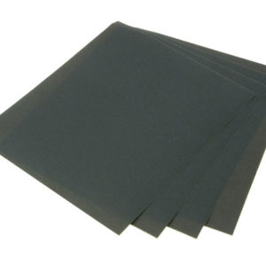 Wet & Dry Paper Sanding Sheets 230 x 280mm A320 (25)