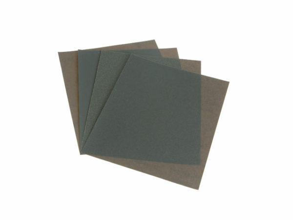 Wet & Dry Paper Sanding Sheets 230 x 280mm Fine (4)