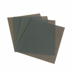 Wet & Dry Paper Sanding Sheets 230 x 280mm Medium (4)