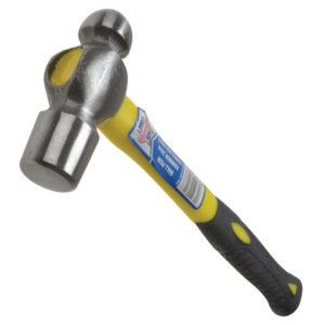 Ball Pein Hammer Fibreglass Shaft 680g (24oz)