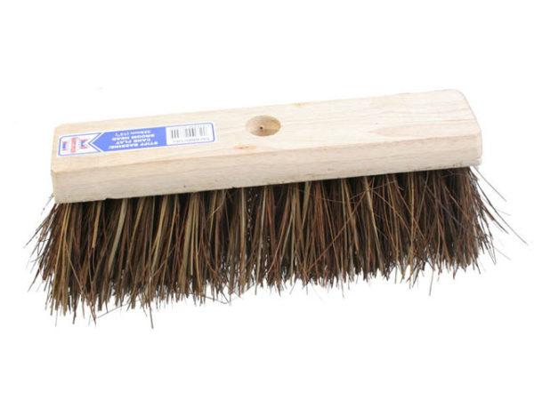 Flat Broom Stiff Bassine / Cane 325mm (13in)