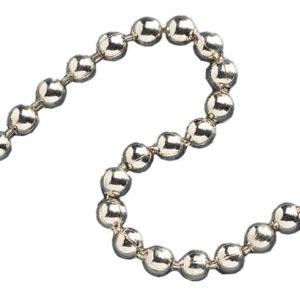Ball Chain Chrome 3.2mm x 10m