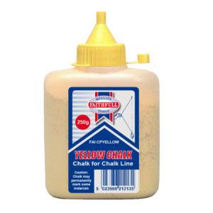 Chalk Powder Yellow 250g