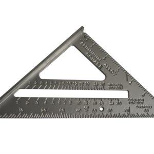 Quick & Easy Aluminium Roofing Square 180mm
