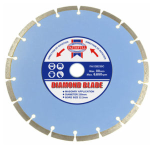 Contract Diamond Blade 230 x 22.2mm