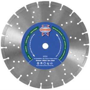 Professional Diamond Blade 125 x 22mm
