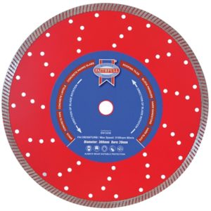 Turbo Cut Diamond Blade 125 x 22mm