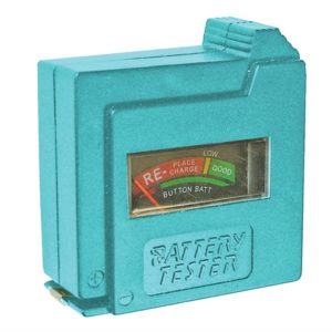 Battery Tester for AA AAA C D & 9V