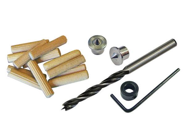 Dowel Kit 8mm Drill & Points