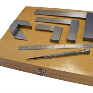 Engineer's Marking & Measuring Set