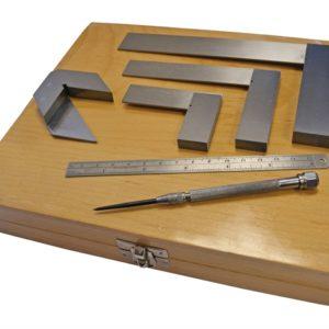 Engineer's Marking & Measuring Set