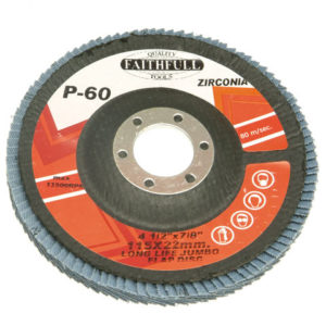 Flap Disc 115mm Coarse