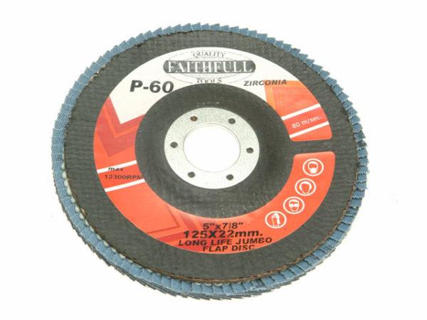 Flap Disc 127mm Fine