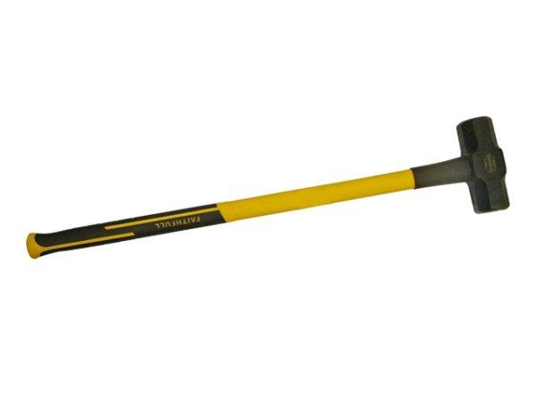Sledge Hammer Fibreglass Handle 6.35kg (14lb)