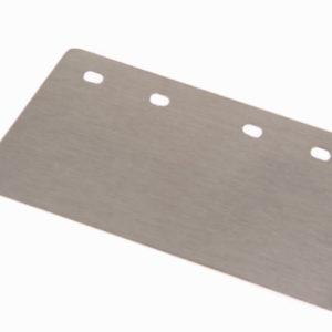 Floor Scraper 4 Hole Blade Heavy-Duty 200mm (8in)