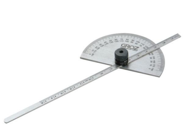 Depth Gauge with Protractor 150mm (6in)