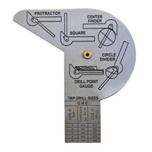 Multi Purpose Angle Protractor 100mm (4in)