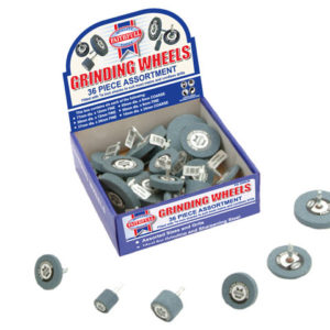Grinding Wheel Assortment 36 Piece