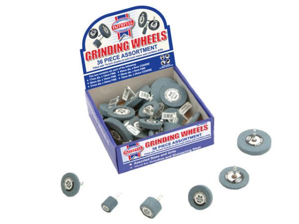 Grinding Wheel Assortment 36 Piece