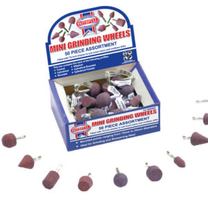 Mini Grinding Wheel Assortment 50 Piece