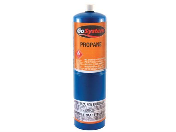 Propane Gas Cylinder CGA600 Fitting