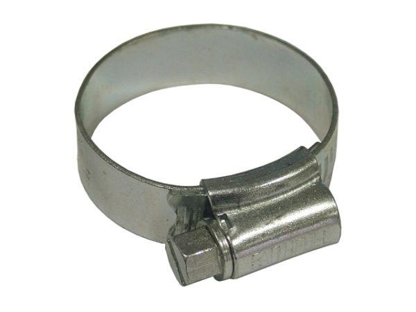 1 Hose Clip - Zinc MSZP 25 - 35mm