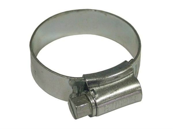 1A Stainless Steel Hose Clip 22 - 30mm