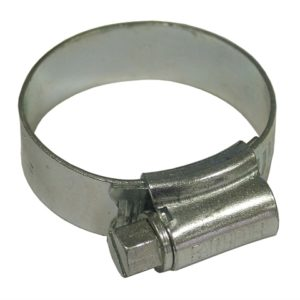 1M Stainless Steel Hose Clip 32 - 45mm