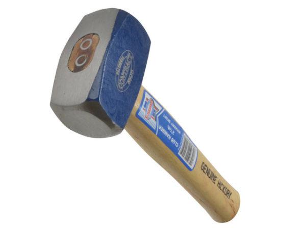 Club Hammer Contractors Hickory Handle 1.13kg (2.1/2lb)