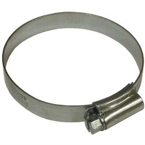 3 Hose Clip - Zinc MSZP 55 - 70mm
