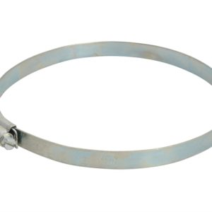 6 Hose Clip - Zinc MSZP 110 - 140mm