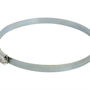 6X Hose Clip - Zinc MSZP 120 - 150mm