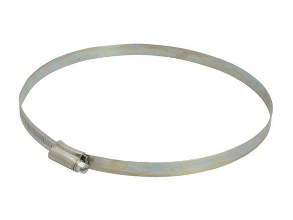 7.5 Hose Clip - Zinc MSZP 158 - 190mm