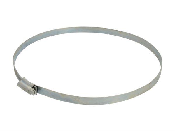 8.5 Hose Clip - Zinc MSZP 184 - 216mm
