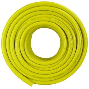 Heavy-Duty Reinforced Builder's Hose 30m 19mm (3/4in) Diameter