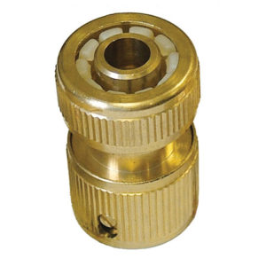 Brass Female Hose Connector 12.5mm (1/2in)