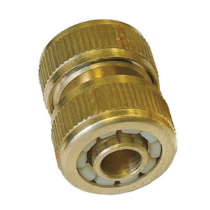 Brass Hose Mender 12.5mm (1/2in)