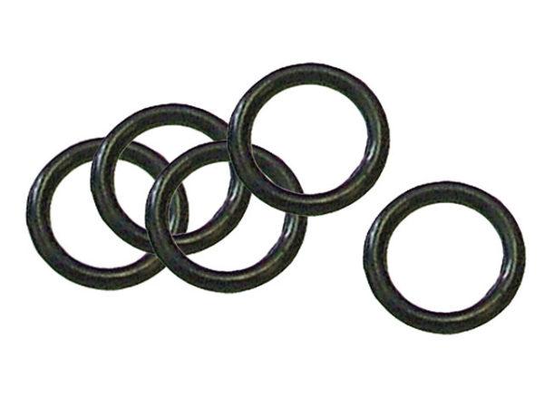 O-Rings for Brass Hose Fittings (Pack of 5)