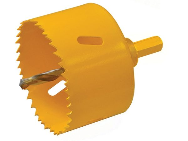 Soffit Cutter Holesaw 70mm One Piece