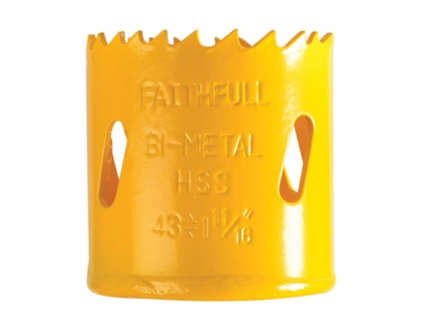 Varipitch Holesaw 43mm