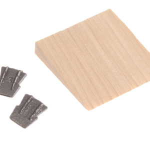 Hammer Wedges (2) & Timber Wedge Kit Size 5