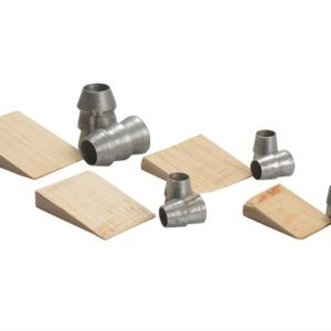 Hammer Wedges Assorted Card (12)