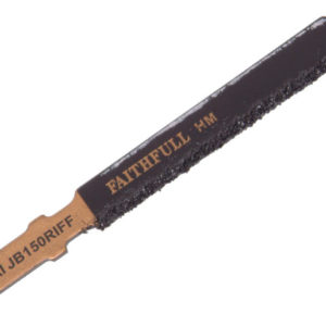 TCT Riff Tile Cutting Jigsaw Blades Pack of 5