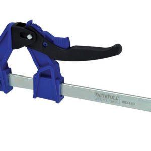 Heavy-Duty Lever Clamp Capacity 160mm