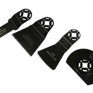 Multi-Function Tool Flooring Blade Set 4 Piece