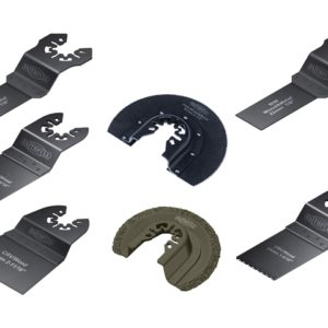 Multi-Function Tool Blade Set 7 Piece