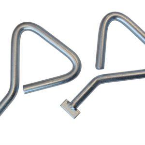 Manhole Keys (Pack of 2) 170mm (6.6in)