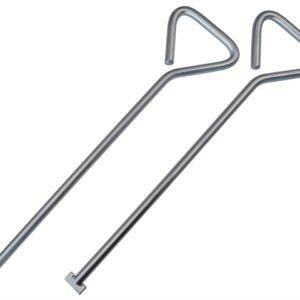 Manhole Keys (Pack of 2) 520mm (20.4in)