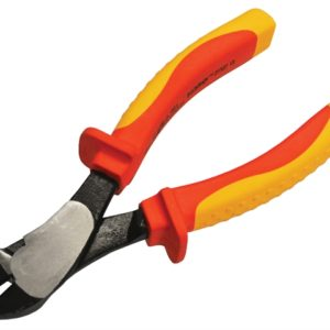 VDE Heavy-Duty Diagonal Cutters 190mm